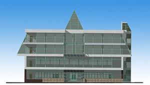 Реконструкция торгово-офисного здания общей площадью 2500 кв.м г. Москва